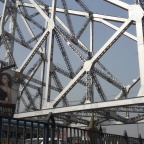 Howrah Bridge, Kolkata, India